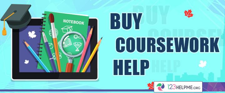 Buy Coursework Help
